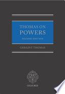Thomas On Powers