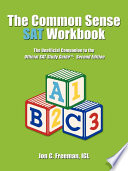 The Common Sense Sat Workbook