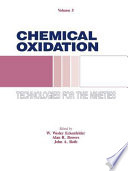 Chemical Oxidation