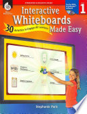 Interactive Whiteboards Made Easy  Level 1