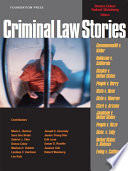 Criminal Law Stories  Stories Series