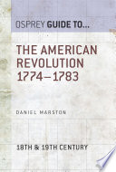 Book The American Revolution 1774   1783