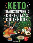 Keto Thanksgiving Christmas Cookbook