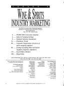 Jobson s Wine and Spirits Industry Marketing