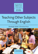 Teaching Other Subjects Through English   Resource Books for Teachers