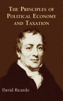 The Principles of Political Economy and Taxation Book