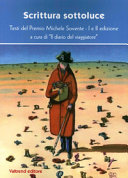 Scrittura sottoluce  Testi del premio Michele Sovente  1a e 2a edizione