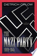 The Nazi Party 1919 1945
