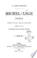 Michel-Ange poëte A. Lannau Rolland