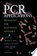 Pcr Applications book