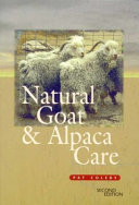 Natural Goat and Alpaca Care