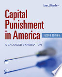 Capital Punishment In America : capital punishment. it offers an examination...