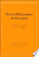 Optical Polarization of Molecules