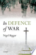 In Defence of War