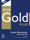 Fce Gold Plus Maximiser  No Key  for Pack