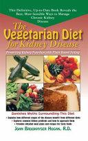 download ebook the vegetarian diet for kidney disease pdf epub