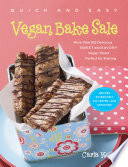 Quick Easy Vegan Bake Sale
