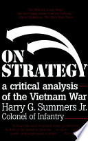 Ebook On Strategy Epub Harry G. Summers Apps Read Mobile