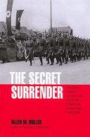 The Secret Surrender
