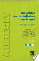 illustration Inégalités socio-sanitaires en France