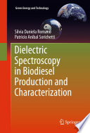 Dielectric Spectroscopy in Biodiesel Production and Characterization