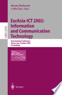 EurAsia ICT 2002  Information and Communication Technology