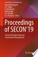 Proceedings Of Secon 19