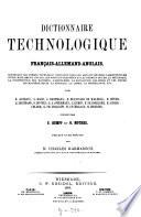Technologisches W  rterbuch