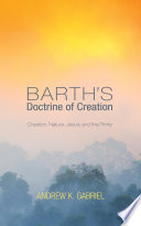 Barth s Doctrine of Creation