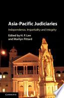 Asia Pacific Judiciaries