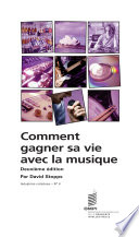 illustration How to Make a Living from Music (French version)