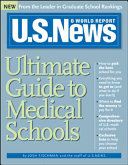 U S  News Ultimate Guide to Medical Schools