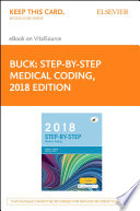 Step by Step Medical Coding  2018 Edition   E Book