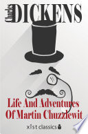 Life And Adventures Of Martin Chuzzlewit book