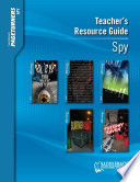 Spy Teacher s Resource Guide CD