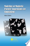 Modeling of Magnetic Particle Suspensions for Simulations