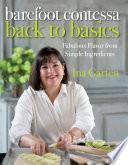 Book Barefoot Contessa Back to Basics