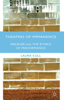 Theatres of Immanence