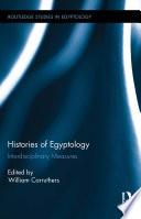 Histories of Egyptology
