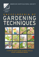 American Horticultural Society Encyclopedia of Gardening Techniques
