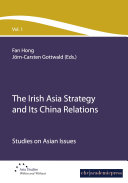 The Irish Asia Strategy and Its China Relations