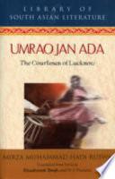 Umrao Jan Ada Free download PDF and Read online