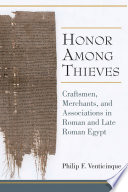 Honor Among Thieves Ancient World