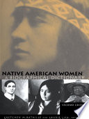 Native American Women This Book Shows The Many Important