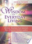 Wisdom for Everyday Living