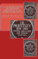 9 1 Gcse Revision Notes for Priestley s an Inspector Calls