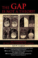 download ebook the gap is not a theory! pdf epub