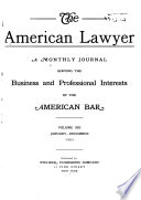 Book The American Lawyer