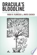 Dracula S Bloodline book