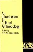An Introduction to Cultural Anthropology